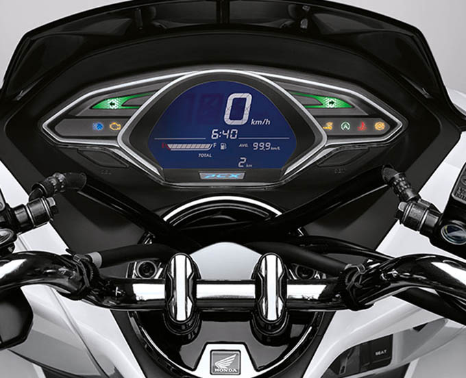 Full Digital Panelmeter Honda PCX