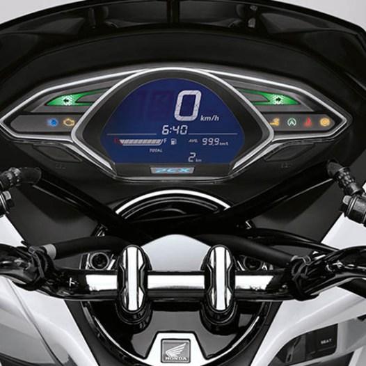 Full Digital Panelmeter Honda PCX