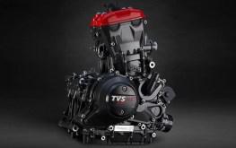 TVS Apache RR 310 Engine