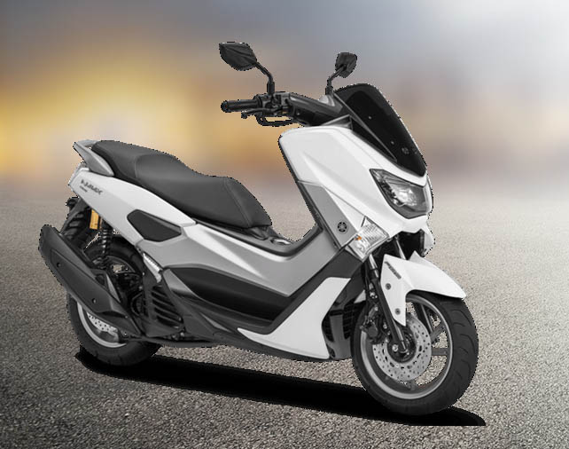 Yamaha NMAX 155 Warna Putih