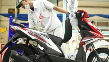 Pilihan Warna Dan Harga Honda Beat ESP Terbaru 2018