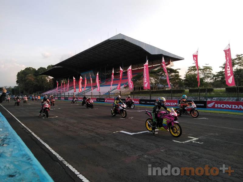 Daftar Pemenang Indonesia CBR Race Day 2018 Seri 2