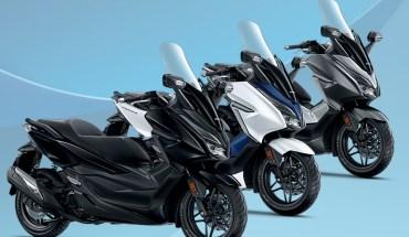 Spesifikasi, pilihan warna, dan harga Honda Forza 250