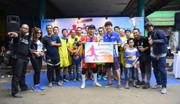 kompetisi futsal suzuki