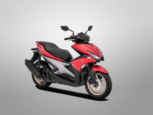 Yamaha Aerox S Warna Matte Red