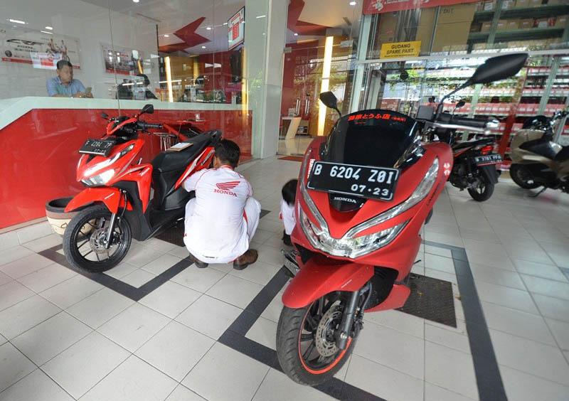 AHASS Jakarta Tangerang
