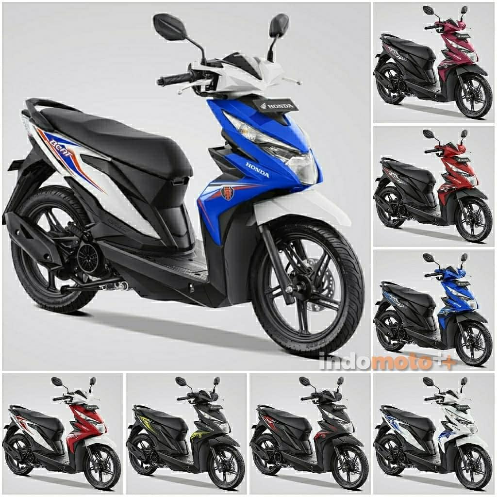 Pilihan Warna Honda Beat Esp 2019 Spesifikasi Dan Harga Terbaru