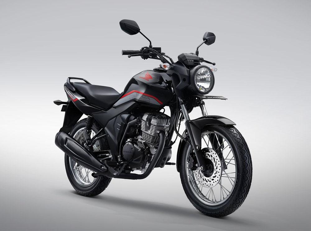 Honda CB150 Verza Varian Spoke Wheel Warna Masculine Black
