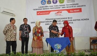 Wahana Honda - SMK 63 Jakarta