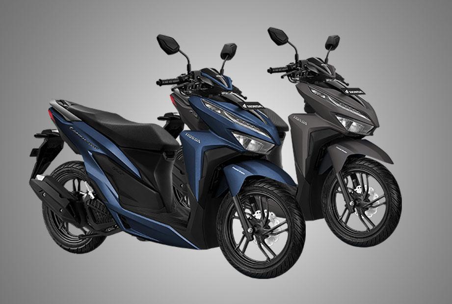 6 Pilihan Warna Honda Vario 150 Esp Terbaru 2019