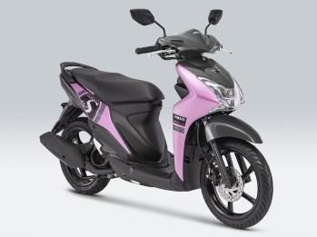 Yamaha Mio S Warna Mesmerize Pink