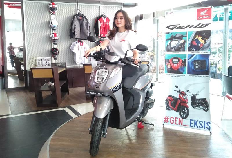 Harga Honda Genio terbaru 2021