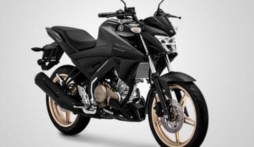 Yamaha Vixion warna Matte Black