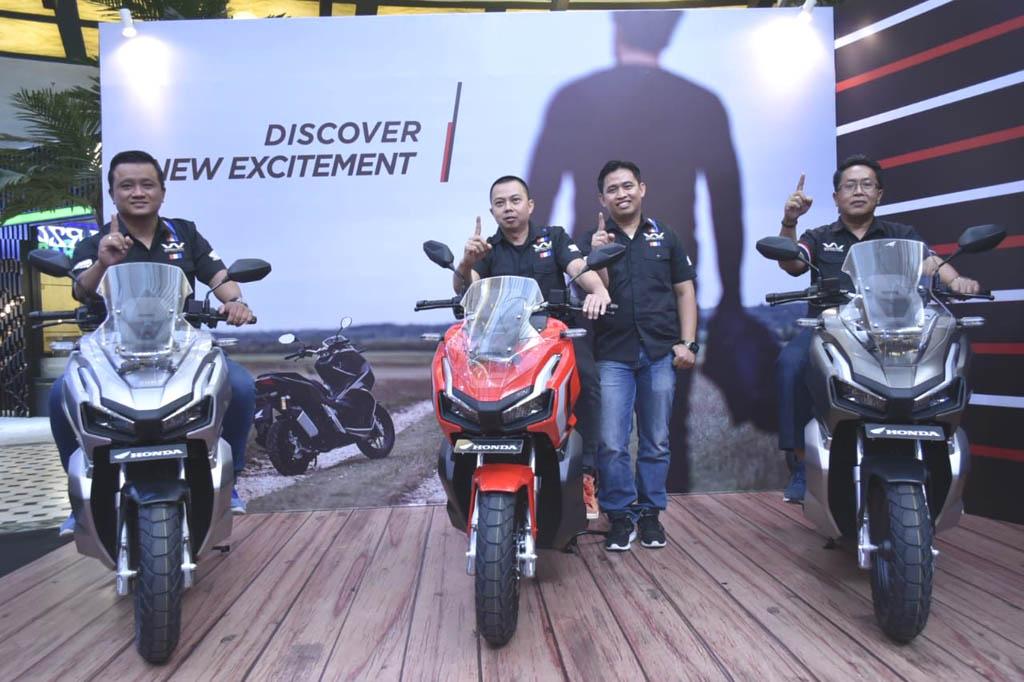 Peluncuran Honda ADV150 Jakarta Tangerang