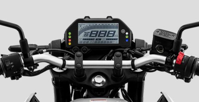 speedometer MT-25