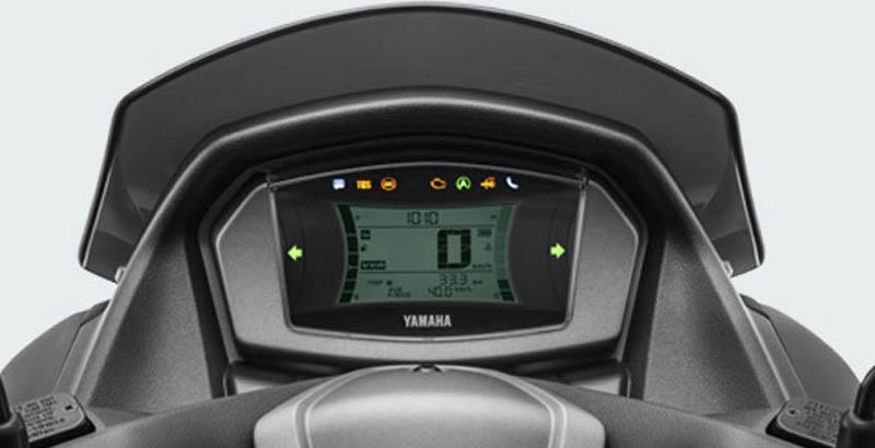 speedometer nmax