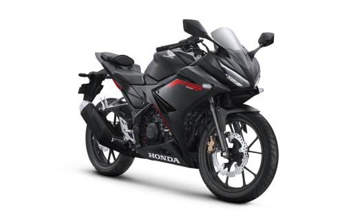 Honda CBR150R warna Matte Black