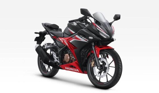 Honda CBR150R warna Dominator Matte Black