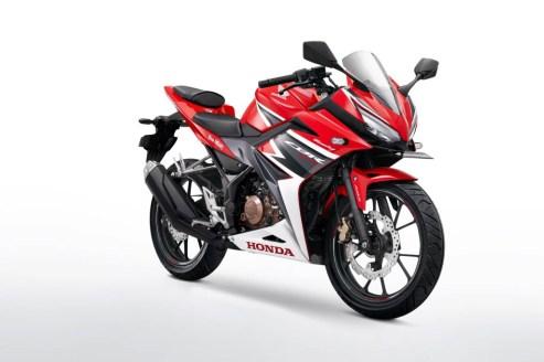 Honda CBR150R warna Racing Red