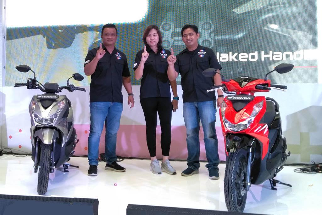 Wahana Honda Luncurkan Honda Beat Series 2020