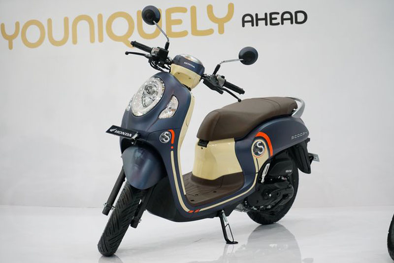 All New Honda Scoopy