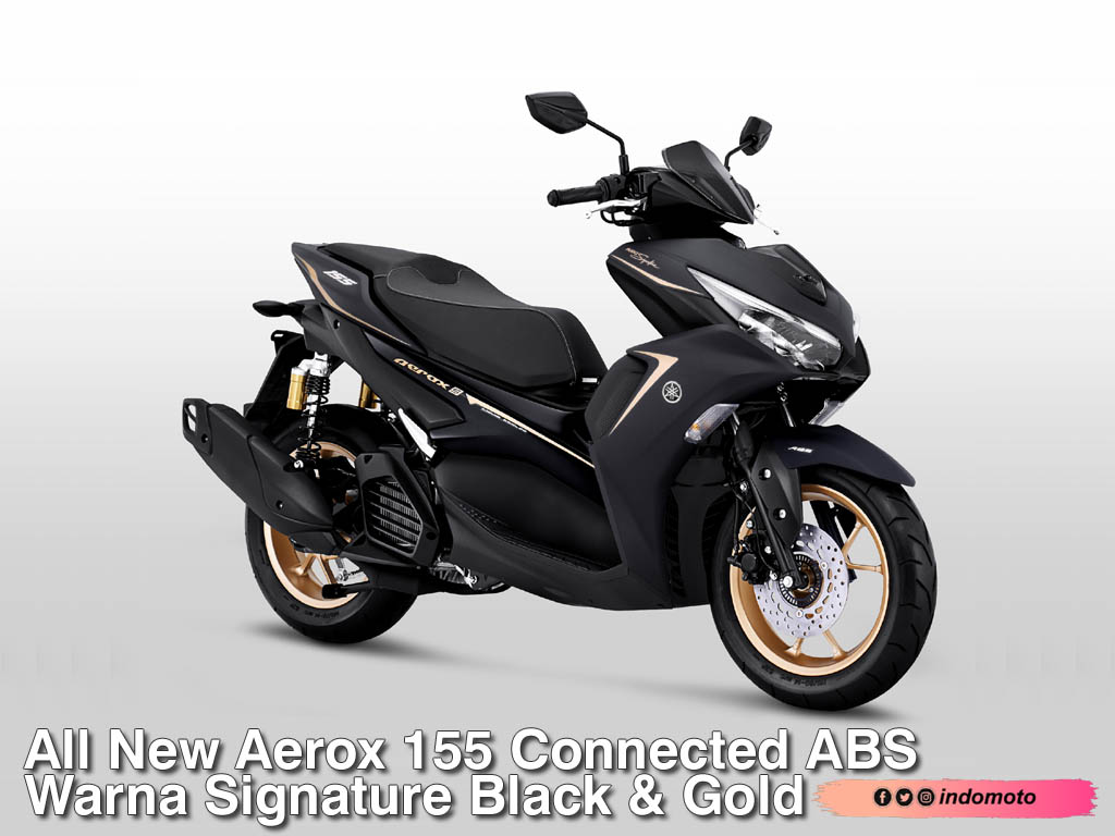 harga All New Aerox 155