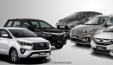pilihan mobil mpv di indonesia