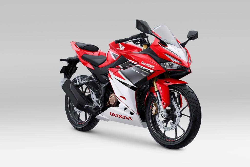 All New Honda CBR150R Warna Racing Red
