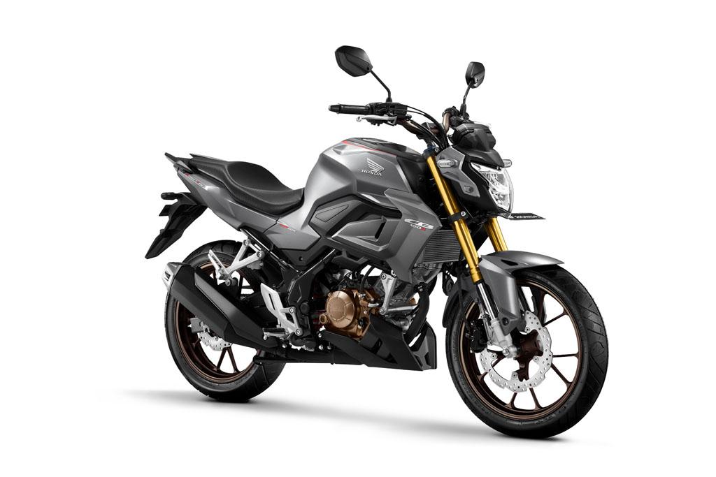 All New Honda CB150R Streetfire Special Edition Warna Armored Matte Grey