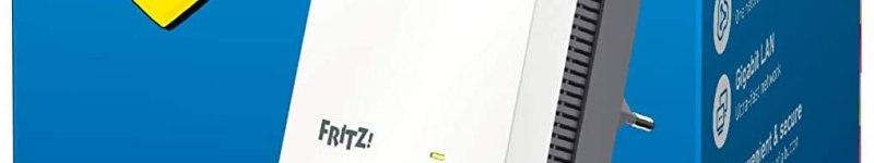 Recensione: AVM FRITZ!Repeater 1200