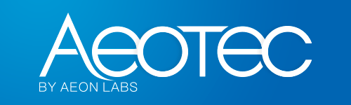 Intégrer des composants Z-Wave Aeotec  su  Homey