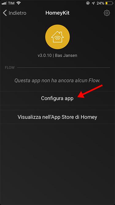 Apple HomeKit - Personalizzazione 2