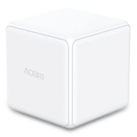 Integrate and use the (Magic) Cube Xiaomi /LUMI at home automation Homey