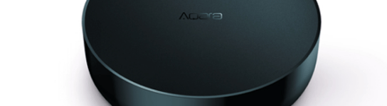 LUMI présente la nouvelle Aqara M2 Hub  (Wi-Fi,  ZigBee, Bluetooth)