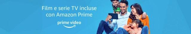 Banner Amazon Prime Video