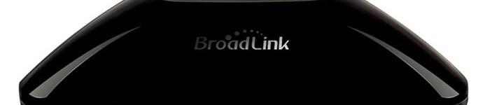 Erfassen und senden Sie Infrarot- / Radiofrequenzcodes über Broadlink  e  Home Assistant