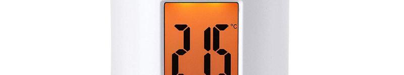 EUROTRONIC Spirit Thermostatic Head ZigBee