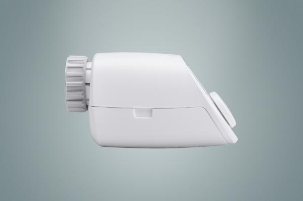 Eqiva Thermostatic Head eQ-3 Bluetooth Smart - Lateral