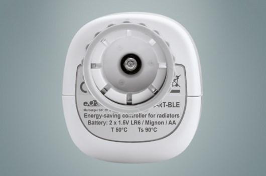Eqiva Testa Termostatica eQ-3 Bluetooth Smart - Posteriore