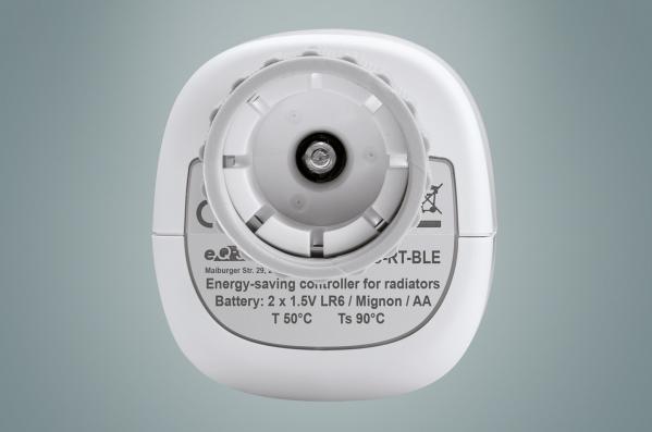 Eqiva Thermostatic Head eQ-3 Bluetooth Smart - Rear