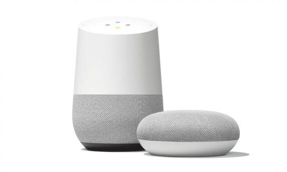 Google Home e Google Home Mini