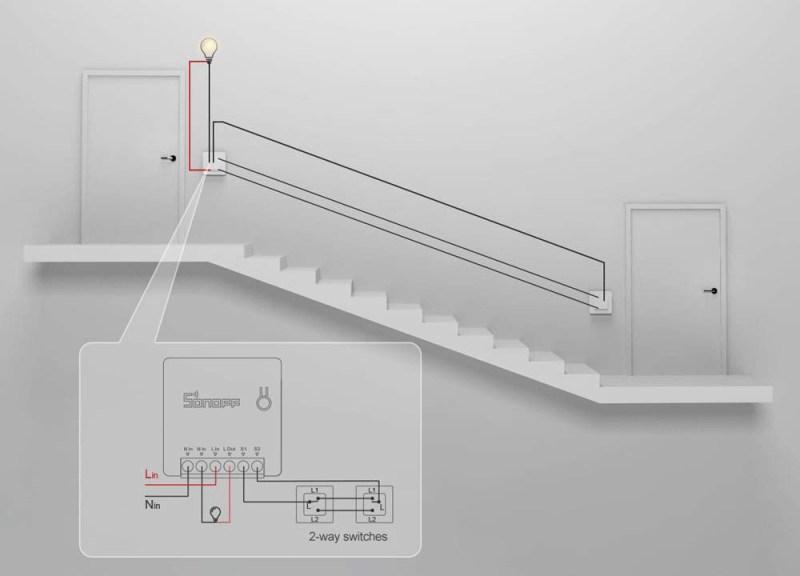 ITEAD Sonoff Mini - Diverter