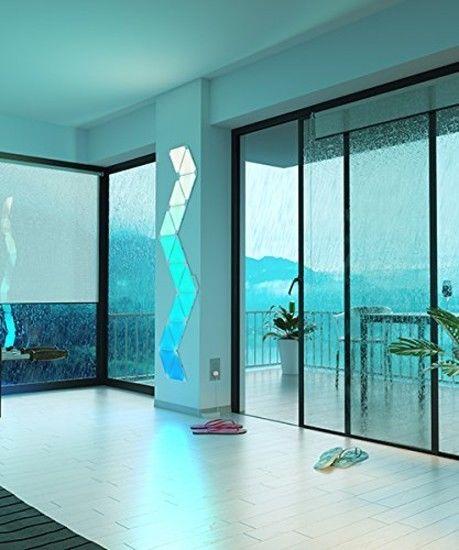 Notifiche visive basate sul clima (o altro) con Nanoleaf e Home Assistant