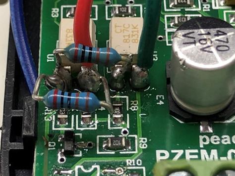 PZEM-016 - Modifica conclusa