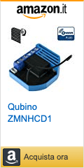 Qubino Flush Shutter - BoA