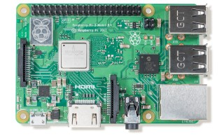 Raspberry Pi Carte 3 B +