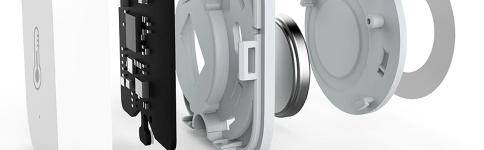 Xiaomi Aqara sensore di temperatura, di umidità e pressione