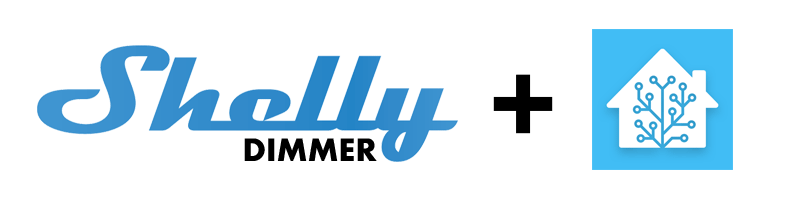 Shelly Dimmer - Home Assistant