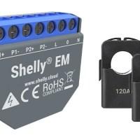 Recensione: Shelly EM