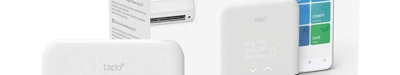 """Tado° presenta il nuovo """"Climatizzatore Intelligente"""", ora in versione V3+"""